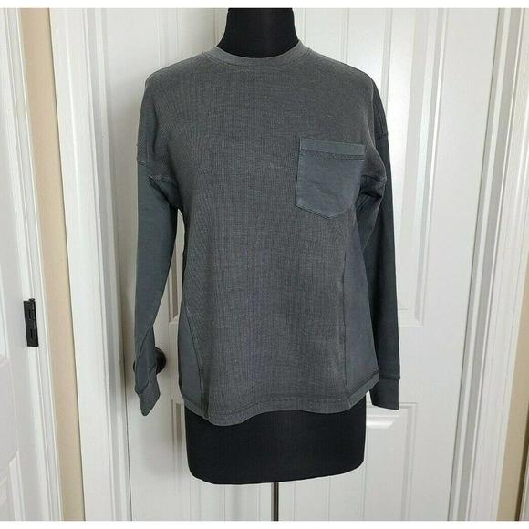 2 Wild Fable Dark Gray Pullover Sweatshirt Size S